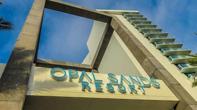 Mar 13, 2016 - Opal Sands Resort building in Clearwater Beach, FL/photonews247.com