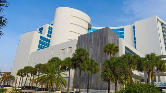 Mar 13, 2016 - Opal Sands Resort with south side view of building in Clearwater Beach, FL/photonews247.com