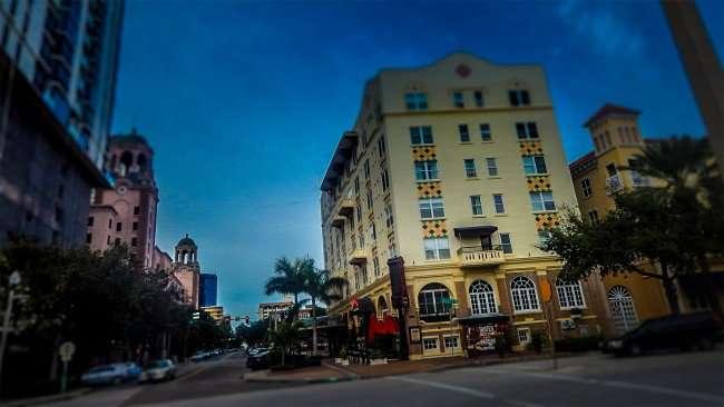 Feb 21, 2016 - Ponce De Leon Hotel, St Pete, FL/photonews247.com