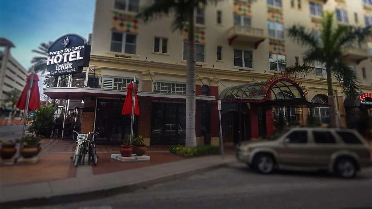 Jan 31, 2016 - Ponce De Leon Hotel, St Petersburg, FL/photonews247.com