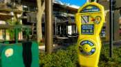 Mar 6, 2016 - PowerOfChange parking meters converted for donations for the homeless, St Pete, FL/photonews247.com