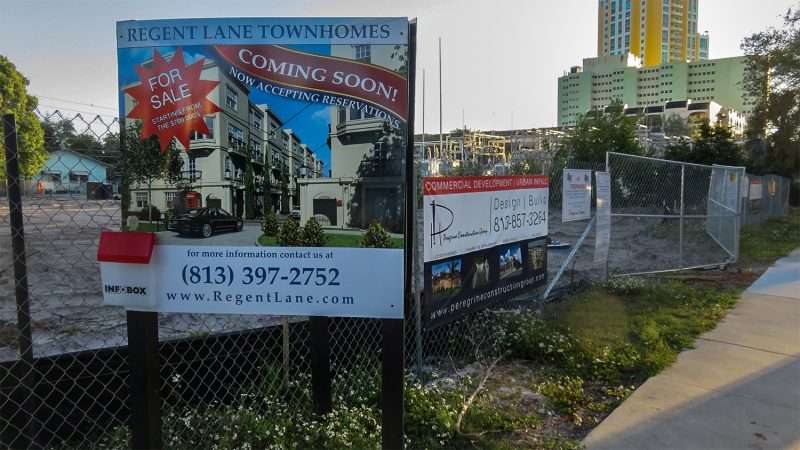 Regent Lane Townhomes St Pete Coming Soon Photo News 247