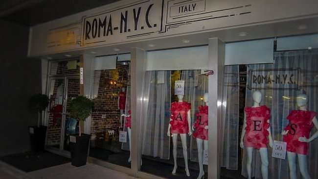 Mar 13, 2016 - Roma NYC boutique, Clearwater, FL/photonews247.com
