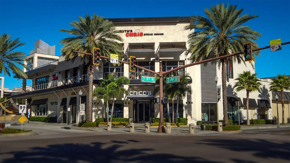 Mar 6, 2016 - Ruth's Chris Steak House Chicos 1st St and 2nd Ave, downtown St Petersburg, FL/photonews247.com