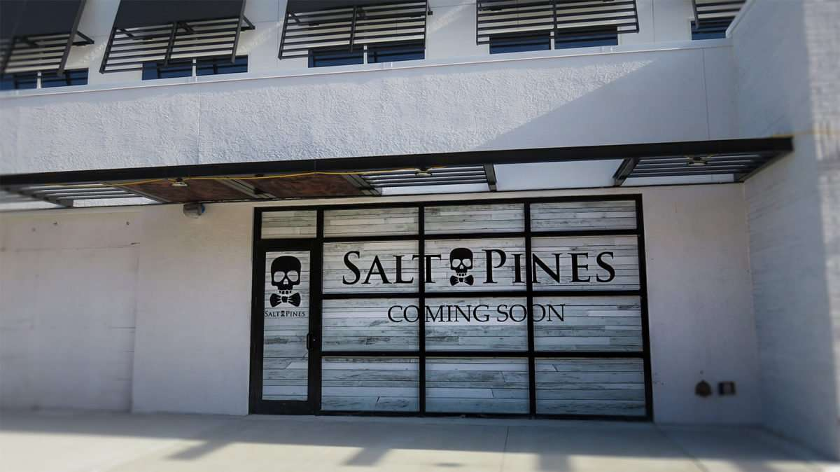 April 10, 2016 - Salt Pines coming soon to Hyde Park Village, Tampa/photonews247.com