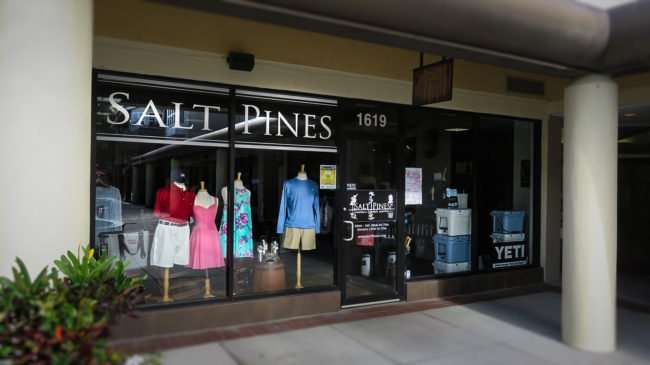 April 10, 2016 - Salt Pines moving out soon into new building in Hyde Park Village, Tampa/photonews247.com