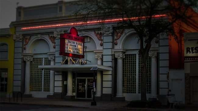 Mar 6, 2016 - State Theatre, St Pete FL/photonews247.com