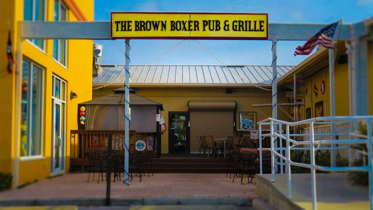 Mar 13, 2016 - The Brown Boxer Pub and Grille, Clearwater Beach, FL/photonews247.com