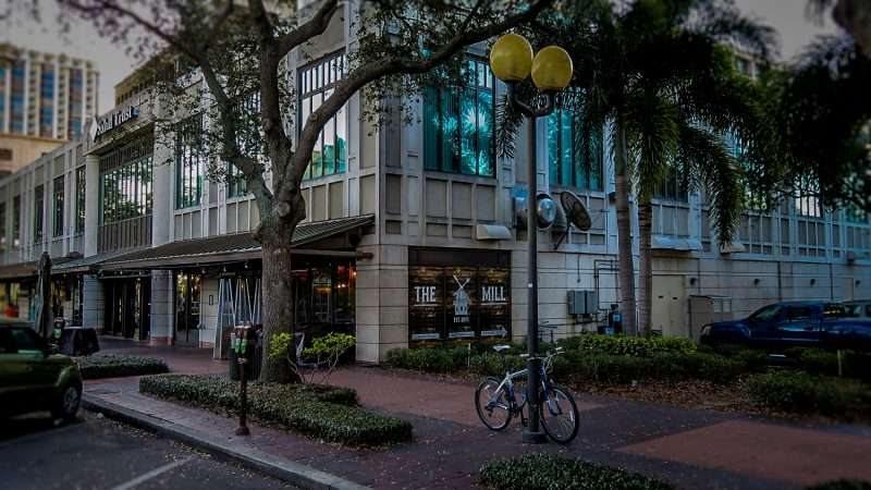 2016 The Mill Restaurant In Sabal Trust Building At 200 Central Ave