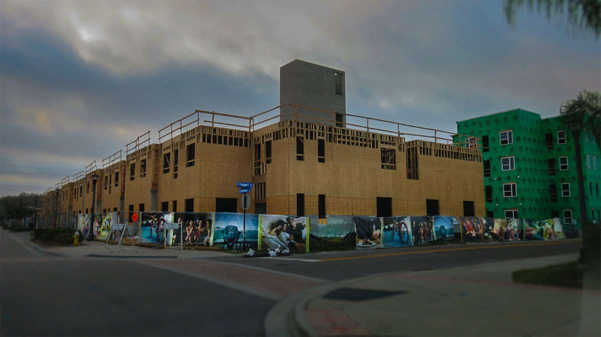 Mar 13, 2016 - The Nolen, Clearwater, FL construction site/photonews247.com