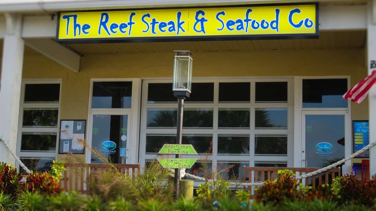 Mar 13, 2016 - The Reef Steak and Seafood Co, Clearwater Beach/photonews247.com