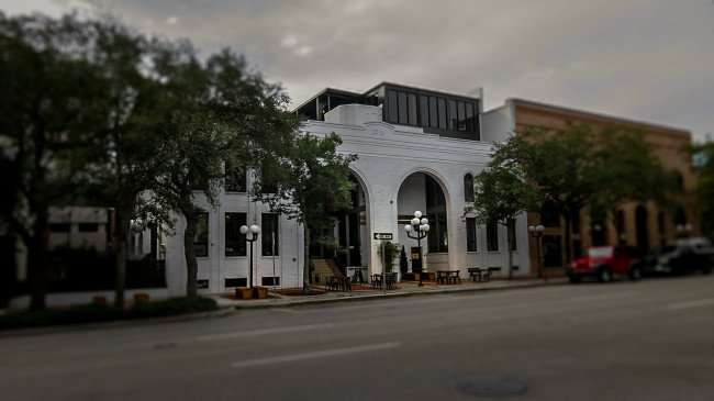 Jan 31, 2016 - The Station House restaurant in 100+ year-old building in St Petersburg, FL/photonews247.com