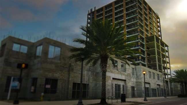 Mar 13, 2016 - The Strand Condominium complex under construction, Clearwater, FL/photonews247.com