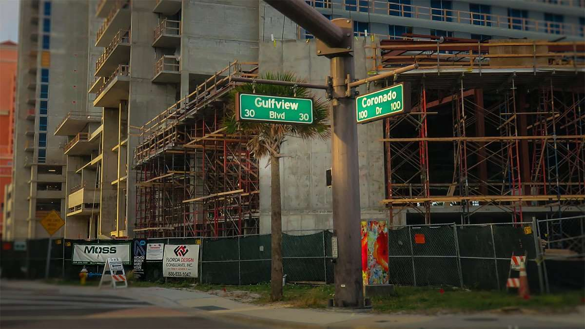 Mar 13, 2016 - Wyndham Grand Resort Clearwater Beach (construction) Gulfview Blvd and Coronado Dr/photonews247.com