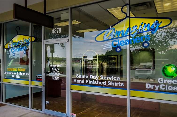 April 25, 2016 - Amazing Cleaners, Sun City Center, FL (opens)/photonews247.com