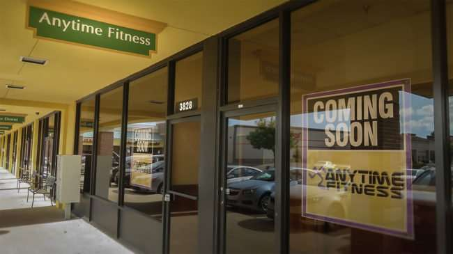 April 22, 2016 - Anytime Fitness 3828 Sun City Center Blvd, Ruskin, FL 33573/photonews247.com