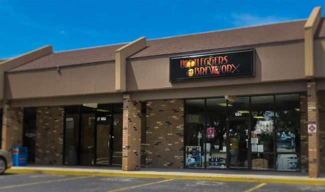 April 20, 2016 - Bootleggers Brewworx, Brandon FL adding more store space/photonews247.com