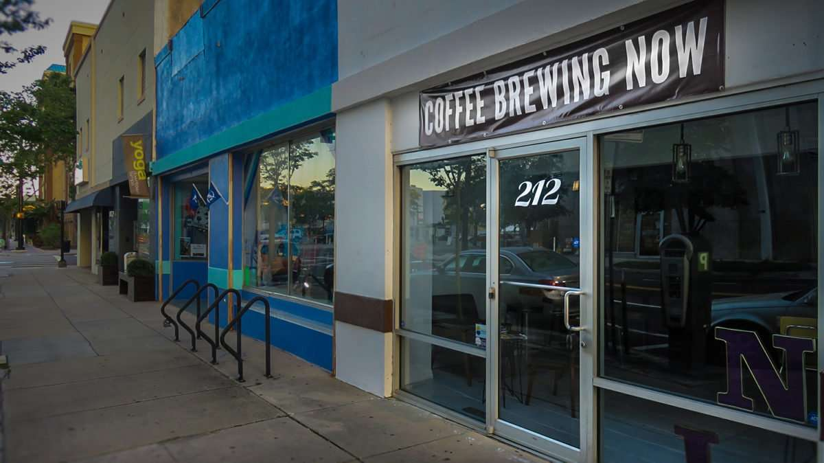 April 24, 2016 - Caffeine Tampa, 212 Cass Street, Tampa, FL/photonews247.com