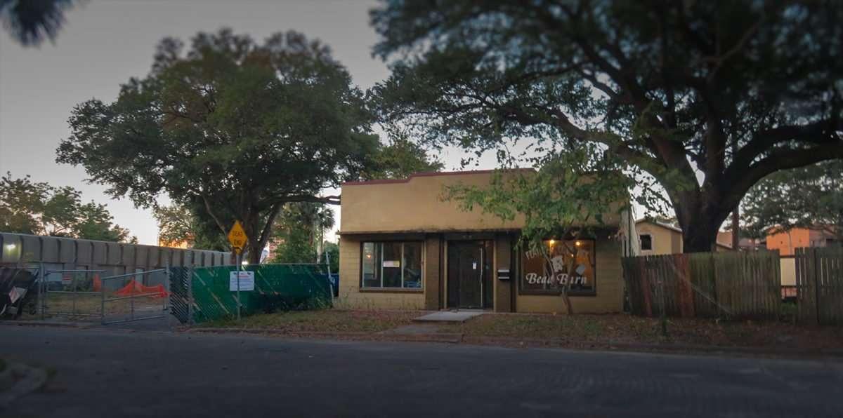 May 1, 2016 - Camp Tampa, renovations in Bead Barn, South Tampa/photonews247.com