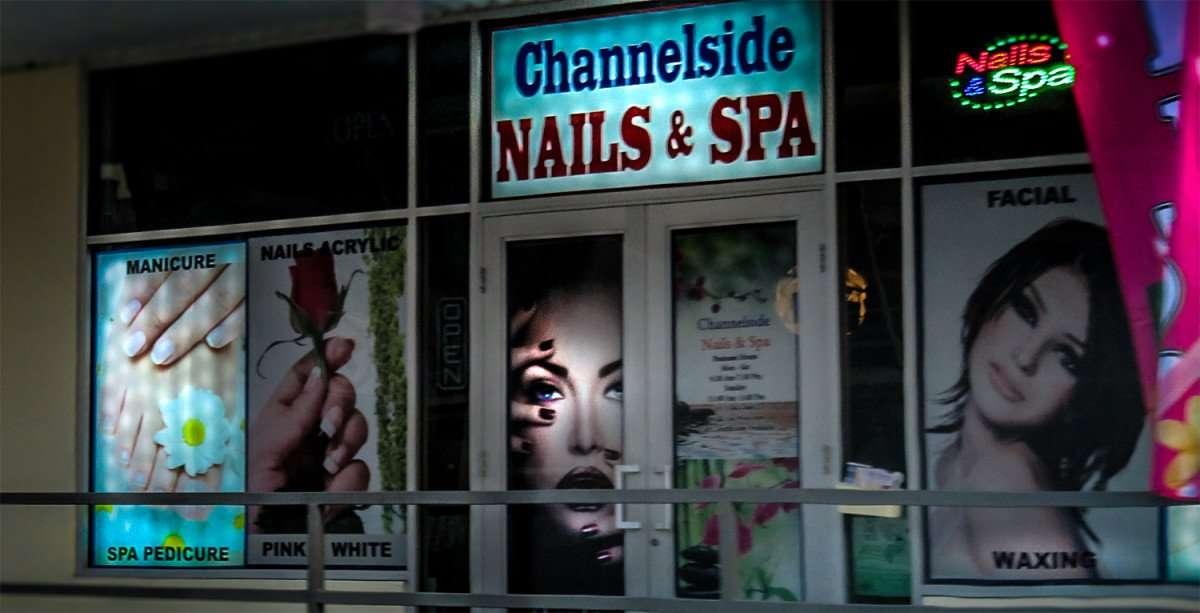 April 10, 2016 - Channelside Nails & Spa/photonews247.com