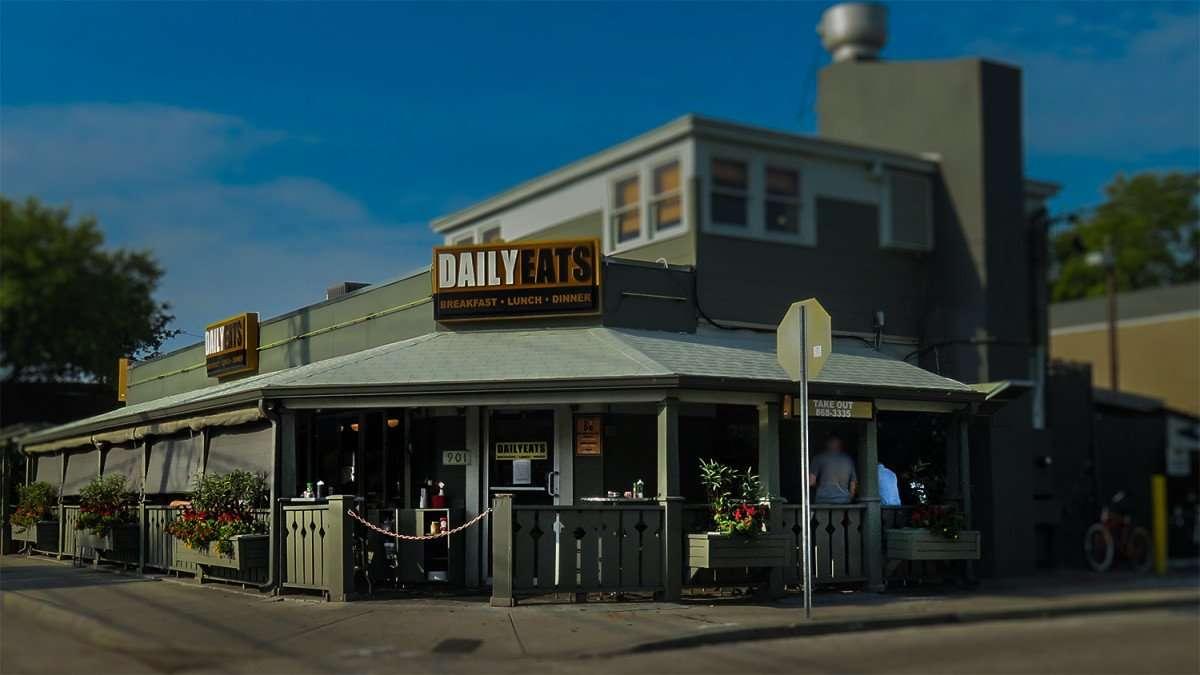 Mar 27, 2016 - Daily Eats restaurant S Howard, Tampa, FL/photonews247.com