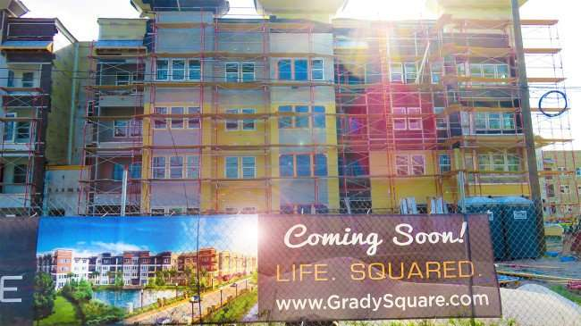 Mar 27, 2016 - Grady Square Apartments under construction, Tampa, FL/photonews247,com
