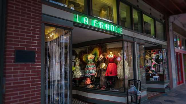 Mar 27, 2016 - La France clothing store and consignment shop, 1612 7th Ave, Ybor City Tampa, FL/photonews247.com