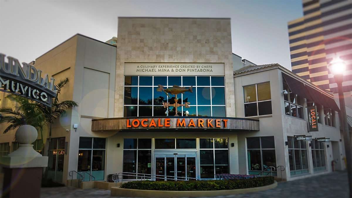 Feb 21, 2016 - Locale Market gourmet grocery store Sundial St Pete FL/photonews247.com