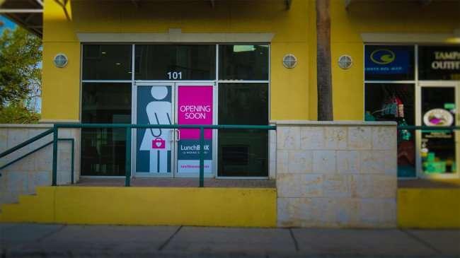 Mar 27, 2016 - LunchBOX (A Waxing Salon) S Howard Ave, Tampa, FL/photonews247.com