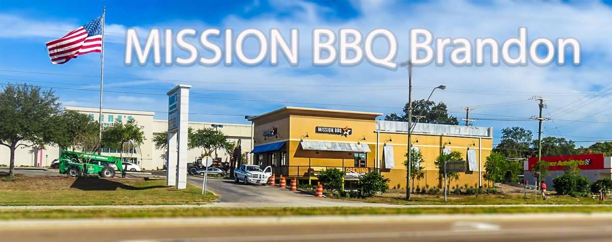 11.06.2016 - MISSION BBQ Brandon, FL opens NOV 14, 2016/photonews247.com