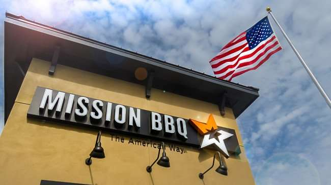 April 10, 2015 - MISSION BBQ Bruce B Downs Temple Terrace, Tampa, FL/photonews247.com