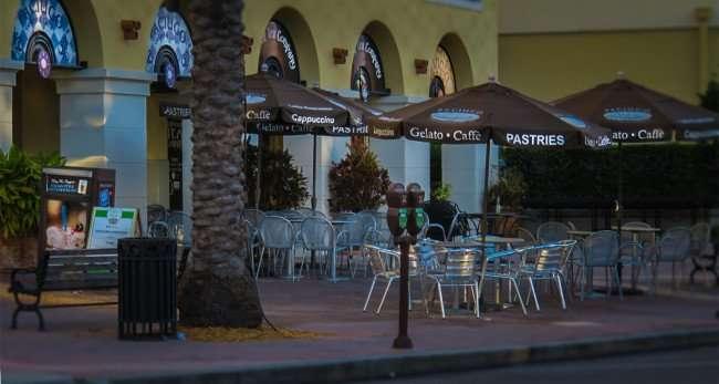 Feb 21, 2016 - Paciugos Gelato & Caffe, St Pete/photonews247.com