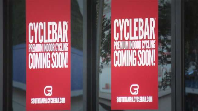 May 1, 2016 - South Tampa CycleBar opening 2016/photonews247.com