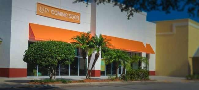 April 24, 2016 - ULTA coming soon to Carrollwood Tampa, FL/photonews247.com