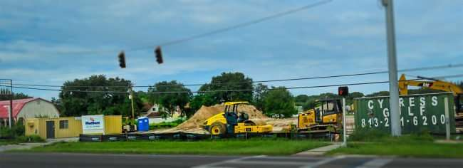 Aug 14, 2016 - First Watch construction site at US-301 Summerfield Crossing Blvd/photonews247.com
