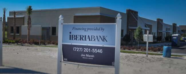 May 8, 2016 - FishHawk HealthPark was financed by Jim Marsh from IberiaBank/photonews247.com