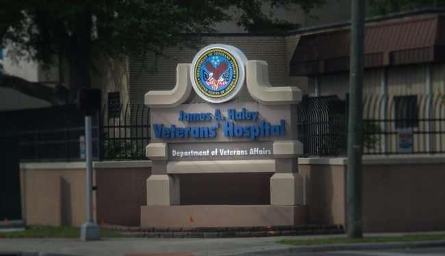April 10, 2016 - James A Haley Veterans Hospital, Bruce B Downs, Tampa/photonews247.com