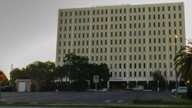 April 24, 2016 - Tampa Bay Times back parking lot, Tampa, FL/photonews247.com
