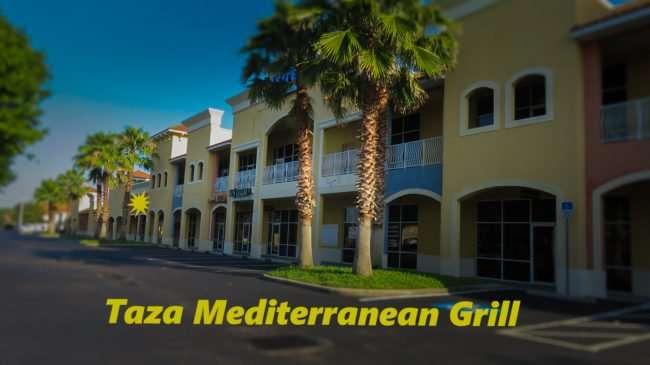May 22, 2016 - Taza Mediterranean Grill opening in strip mall at 1076 Brandon Blvd, Brandon, FL/photonews247.com