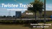 11.06.2016 - Twistee Treat construction 301 and Big Bend, Riverview, FL/photonews247.com