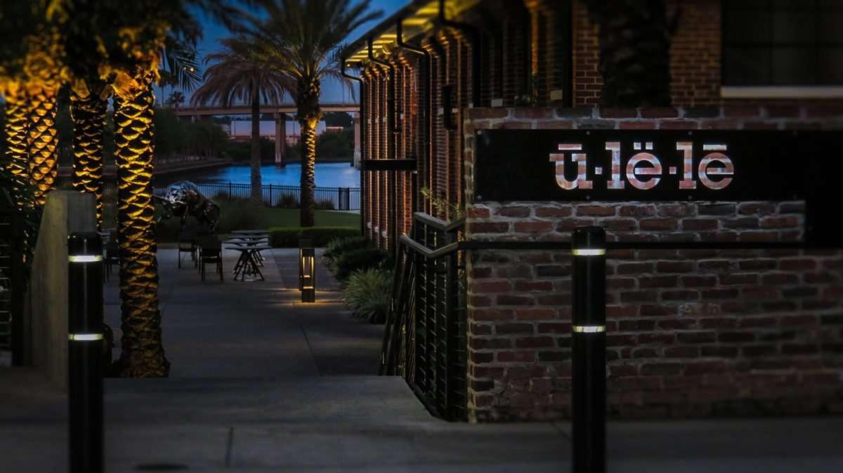 May 1, 2016 - Ulele Restaurant along the Hillsborough River, Tampa, FL/photonews247.com