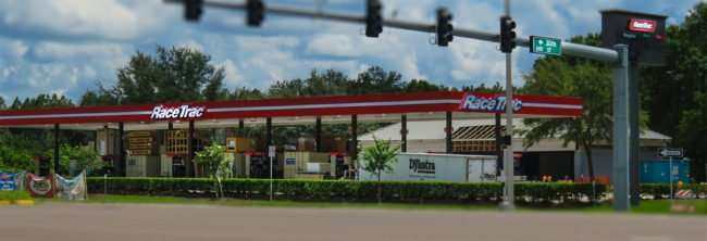 Sept 4, 2016 - RaceTrac 30th St & College Ave, Ruskin under construction/photonews247.com