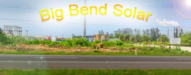 10.11.2016 - Big Bend Solar Facility under construction along US-41 in Apollo Beach, FL/photonews247.com