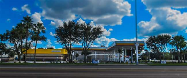 10.02.2016 - Shell Gas Station Taco Bus at US-301 & MLK Blvd, Tampa, FL/photonews247.com