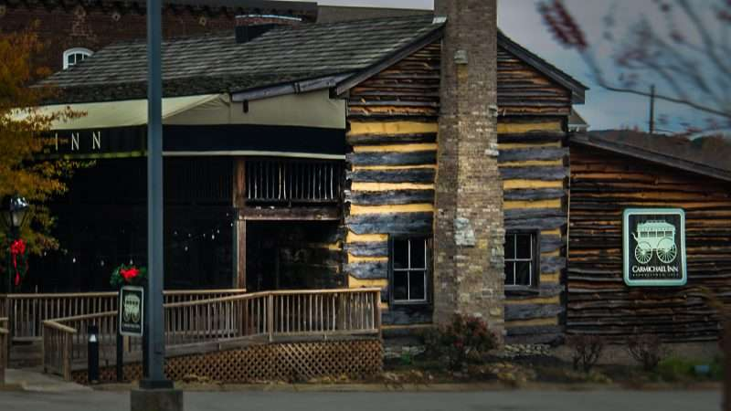 11 25 2016 Carmichael Inn Historic Hotol And Restaurant In Loudon Tn Photonews247