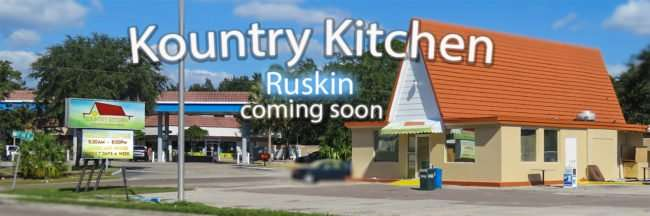 11.05.2016 - Kountry Kitchen, Ruskin, FL SouthShore/photonews247.com