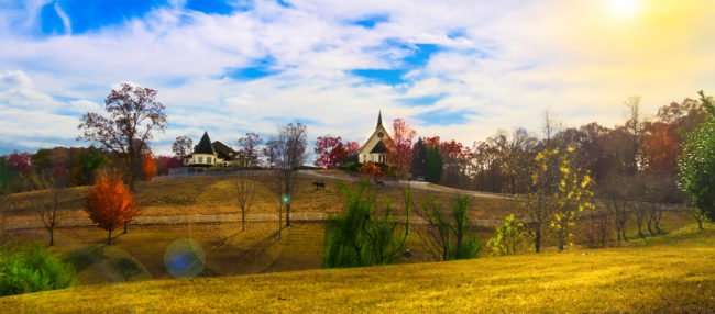 11.25.2016 - Whitestone Country Inn: high-end resort on 360 acres in Kingston, TN/photonews247.com