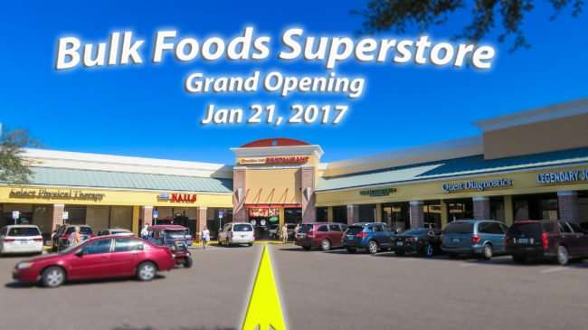 12.23.2016 - Bulk Foods Superstore Grand Opening Jan 21, 2016, Ruskin, FL/photonews247.com