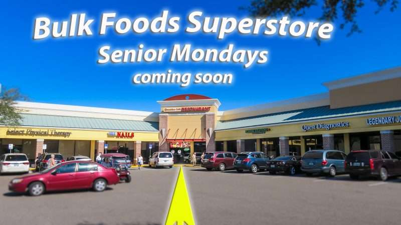 12.23.2016 - Bulk Foods Superstore Ruskin, FL Senior Mondays/photonews247.com