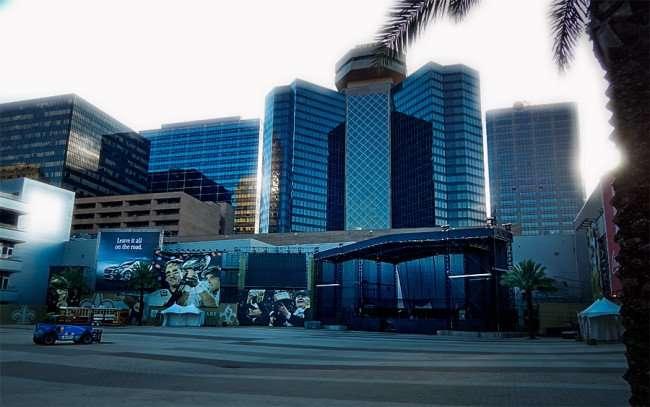 Nov 19, 2015 - Champions Square outdoor venue, New Orleans, LA/photonews247.com